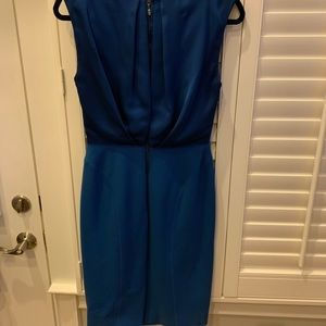 RACHEL Rachel Roy Dresses - Women's Blue Shift/Midi dress 👗